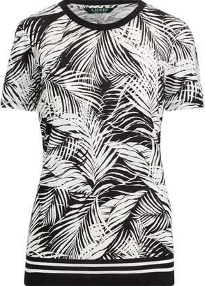 Ralph Lauren Linen T-Shirt
