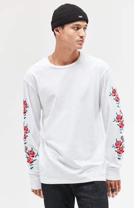 GUESS Pacsun Taurus Floral Relaxed Long Sleeve T-Shirt