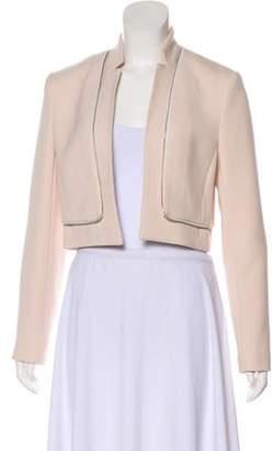 Rebecca Taylor Structured Long Sleeve Blazer