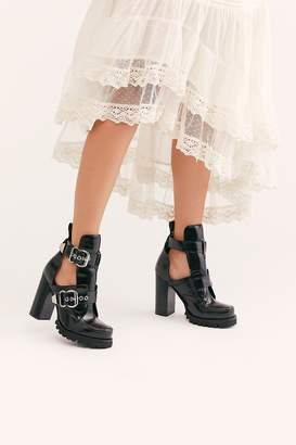 Jeffrey Campbell Lets Go Out Platform Boot