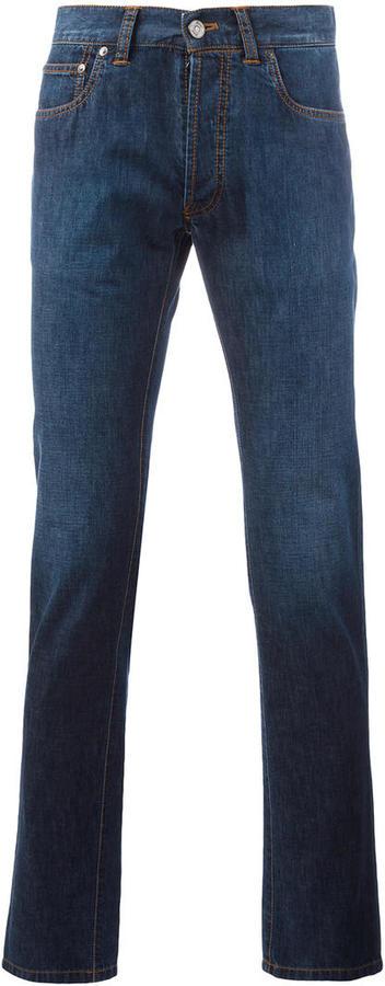 BrioniBrioni straight-leg jeans