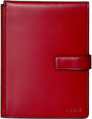 Lodis Audrey RFID Flip Ticket/Passport Wallet Bi-fold Wallet