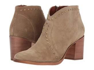 Frye Nora Stud Zip Short Women's Boots