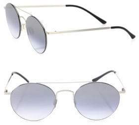 Kyme Leon1 49MM Round Sunglasses