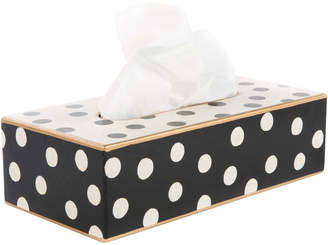 Mackenzie Childs MacKenzie-Childs - Dot Tissue Box Cover