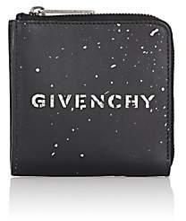 Givenchy Men's Leather Wallet-Black