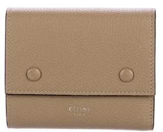 Celine 2017 Small Multifunction Wallet