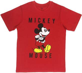 DISNEY MICKEY MOUSE Disney Mens Pant Pajama Set 2-pc. Short Sleeve