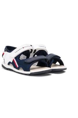b36cb1607862fa Tommy Hilfiger Junior touch-strap sandals