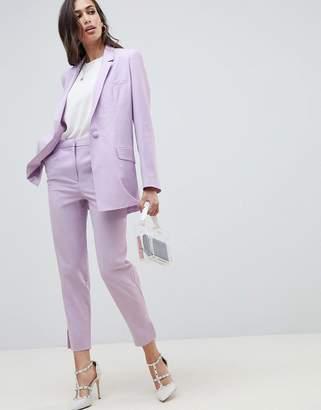 Asos Design DESIGN tailored lilac occasion blazer