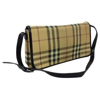 Burberry Beige Cloth Handbag