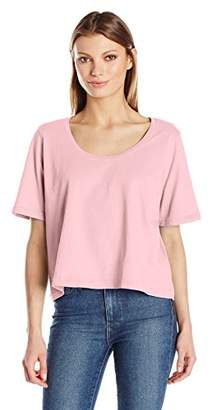 Three Dots Women's Boxy Tee