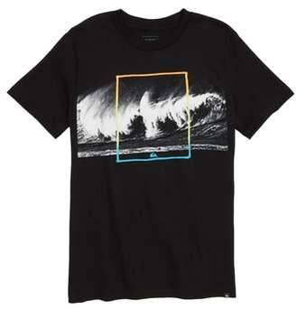 Quiksilver Heavy Vibe Graphic T-Shirt