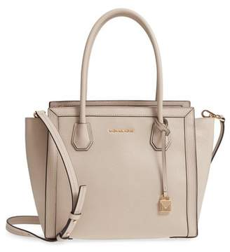 Michael Kors Mercer Studio Leather Tote