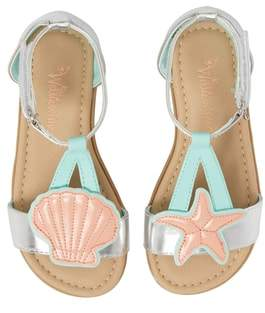 WellieWishers from American Girl Camille Shell Sandal