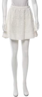 Elizabeth and James Bianca Mini Skirt