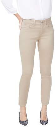 NYDJ Ami Color Skinny Legging Jeans - Pale Oak