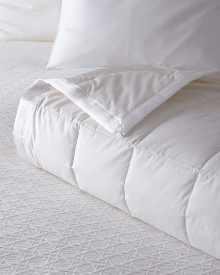 The Pillow Bar All Seasons Down Blanket, Queen