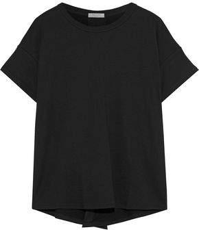 Rag & Bone Kat Split-back Stretch-modal Jersey T-shirt