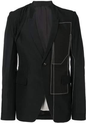 Rick Owens structured blazer