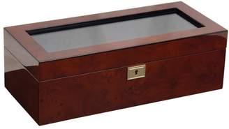 Wolf Savoy Five Piece Watch Box