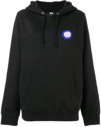 Stussy hooded sweatshirt