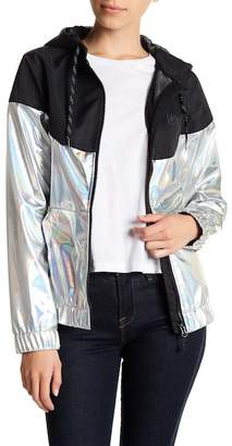 Imperial Motion Iridescent Windbreaker Jacket
