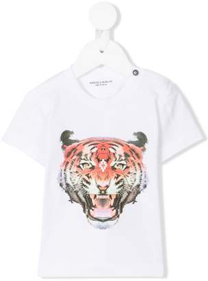 Marcelo Burlon County of Milan Kids tiger print T-shirt