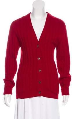 Saint Laurent Vintage Cashmere Cardigan