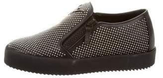 Giuseppe Zanotti May London Moc Sneakers w/ Tags