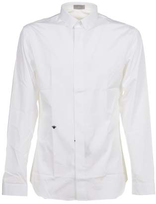 Christian Dior Insect Embroidery Shirt
