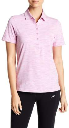 Skechers Space Dye Polo Shirt (Regular & Plus Size)