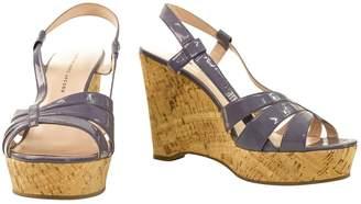 Marc Jacobs Purple Patent Leather Heels