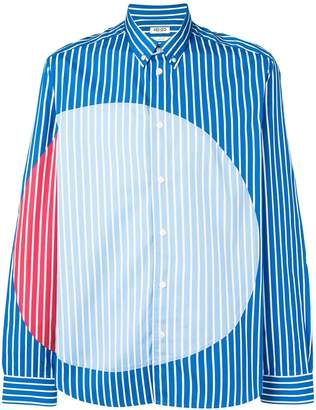 5d999160ecb Striped Shirt Kenzo - ShopStyle