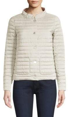 Herno Matte& Shiny Basic Reversible Jacket
