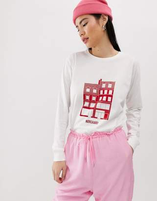 Mads Norgaard Tomboy House t-shirt in organic cotton