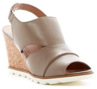 SUSINA Linza Wedge Slingback Sandal - Wide Width Available $59.97 thestylecure.com