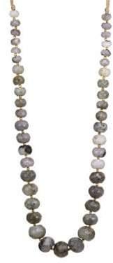 Chan Luu Labradorite Adjustable Necklace