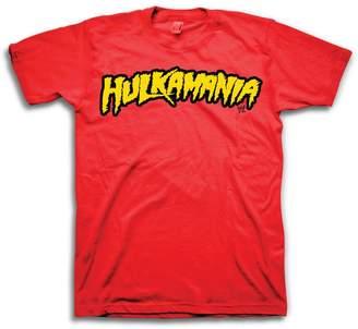 Hogan WWE Hulk Hulkamania Mens T-shirt L