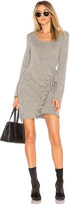 Lanston Ruffle Front Dress