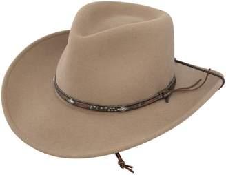 f7c2b9f3 Stetson Western SWMTVW Men's Mountain View Wool Hat, ...