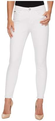 FDJ French Dressing Jeans Sunset Hues Olivia Slim Ankle in White Women's Jeans