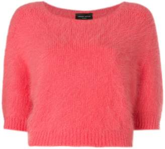 Roberto Collina cropped sweater