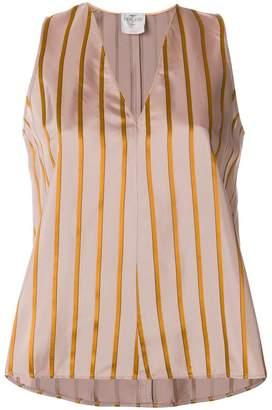 Forte Forte striped V-neck vest