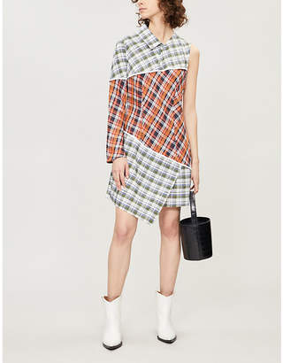 7 For All Mankind MARQUES ALMEIDA X  x Marques'Almeida crepe shirt dress