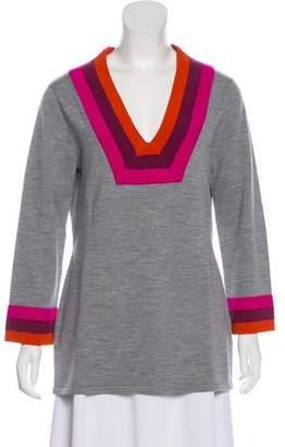 Tory Burch Heavy Wool Sweater