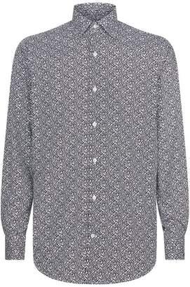 Paul & Shark Floral Print Shirt