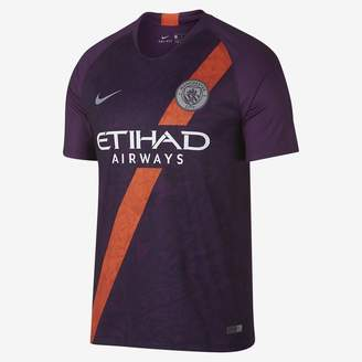Nike 2018/19 Manchester City FC Stadium Third Men's Soccer Jersey