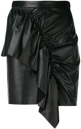Isabel Marant Nela leather skirt