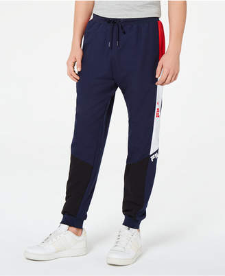 Fila Men Beckham Colorblocked Wind Pants